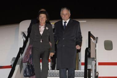 Lenkijos prezidento žūtis - tragedija ir Rusijos žmonėms
