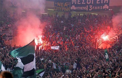 """Lyg kare vykusiame Graikijos taurės finale džiaugėsi """"Panathinaikos"""""""