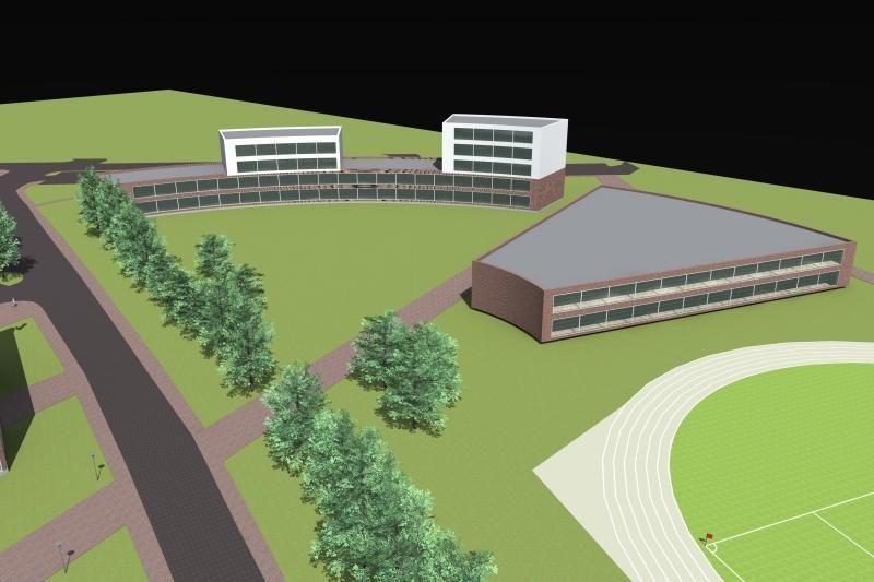 Universiteto miestelyje iškils sveikatos ir sporto kompleksas
