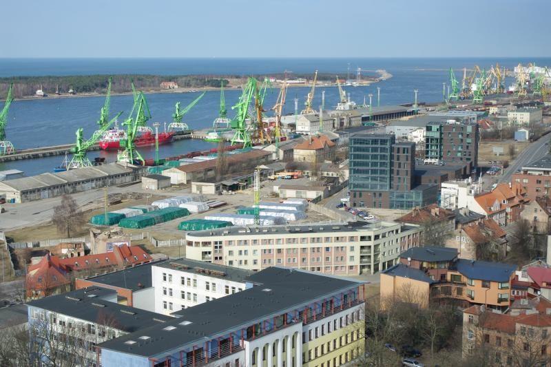 Kitąmet Klaipėdos uostas planuoja 4 proc. krovos augimą