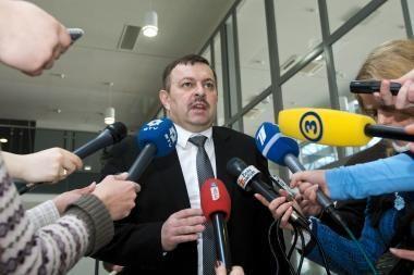 Vilniaus meras V.Navickas pasielgė neetiškai