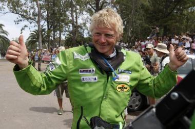 Dakaro ralyje triumfavo C.Despresas, C.Sainzas, M.Patronellis ir V.Čaginas