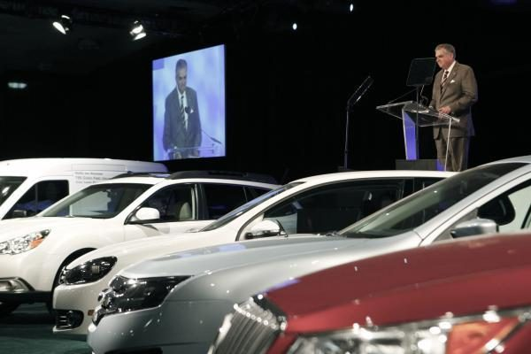 Prasidėjo Detroito tarptautinė automobilių paroda
