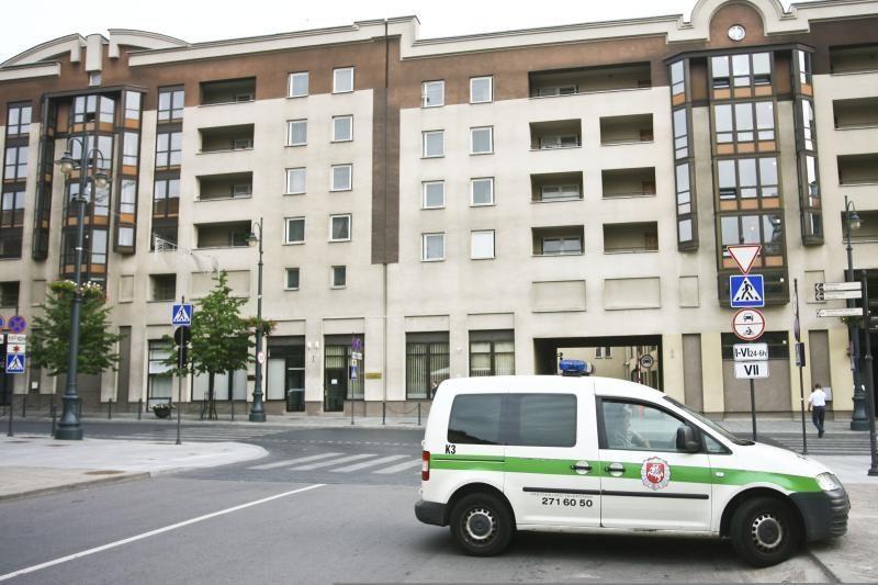 Pranešimas apie sprogmenį Seimo viešbutyje nepasitvirtino