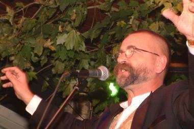 S.Daukanto vid. mokykloje koncertu pagerbtas V.Kernagis