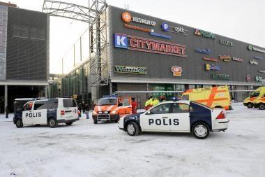 Suomijoje prasidėjo oro transporto darbuotojų streikas
