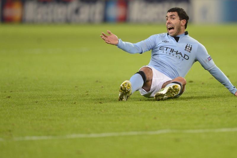 """Čempionų lyga: """"Manchester City"""" grupėje liko paskutinis (rezultatai)"""
