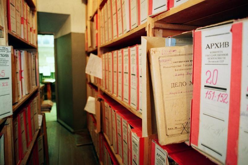 Paviešinti nauji dokumentai apie KGB mobilizacijos poskyrio veiklą