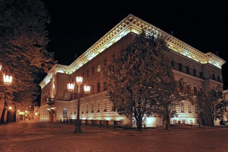 TVF: Latvija po krizės atsigauna, prie euro - artėjama