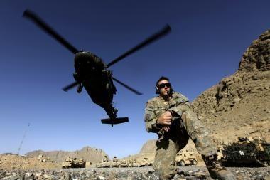 JAV pradėjo agresyvų karą prieš terorizmą