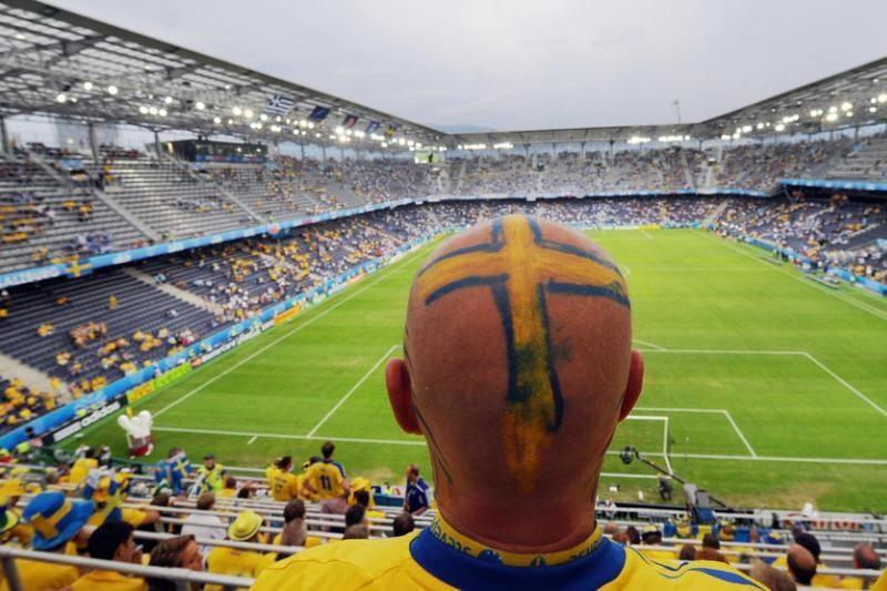Europos futbolo čempionatas – tarp Kaukazo kalnų
