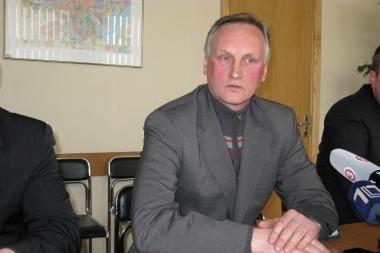 Kauno policijos vadovas kratosi atsakomybės