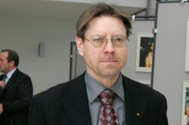S.Šedbaras: A.Valantino pasitraukimas problemų neišspręs