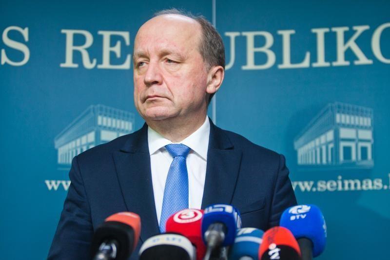"""Premjeras: """"Lietuvos dujų"""" skaidymas - derybų rezultatas"""