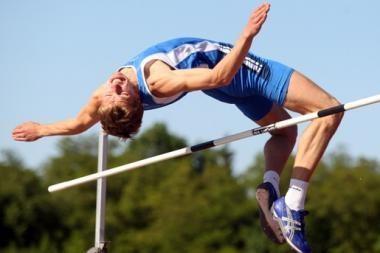 Šuolininkas į aukštį R. Stanys lengvosios atletikos turnyre Suomijoje buvo antras