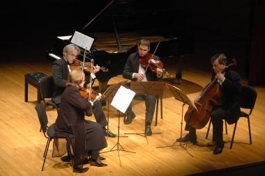Nuo F.Schuberto iki ateivių šokių