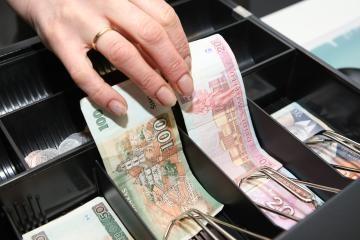 Biudžetas kovą pasipildė 75,6 mln. litų daugiau nei planuota