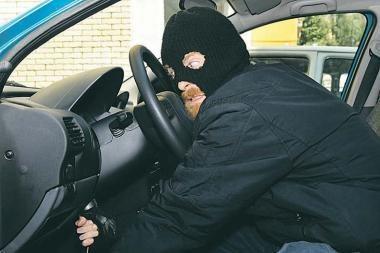 Kauniečių automobilius saugo signalizacija