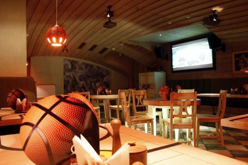 """""""Čili"""" – """"EuroBasket 2011"""" savanorių ir žurnalistų maitintoja"""