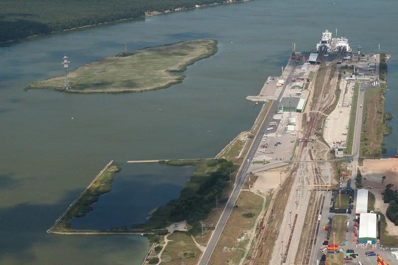 SGD terminalo krantinės statytojai inicijuojama bankroto byla?