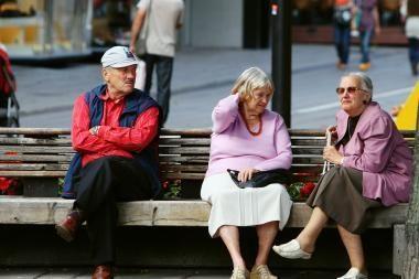 Premjeras tikisi, kad pensijų reformos gairės paaiškės netrukus