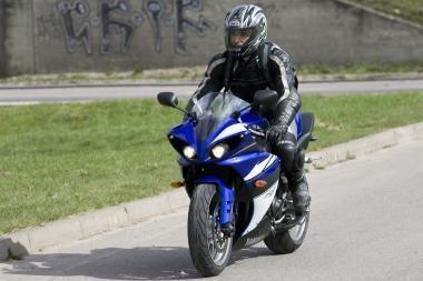 Didžiojoje Britanijoje nurodyta nepersekioti motociklų vagių