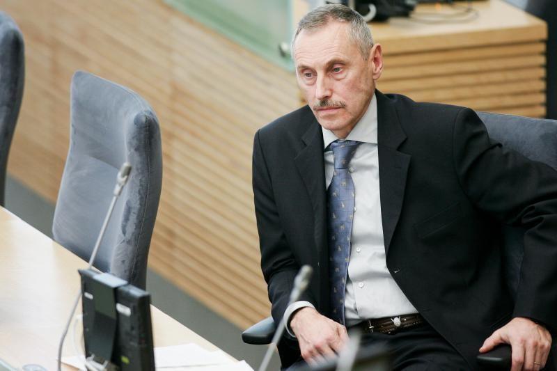 A.Sekmokas: EK išvada dėl naujos AE – gegužę