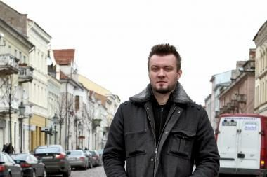 "Klaipėdos rudenį praskaidrins ""Dezintegracija"" (programa)"