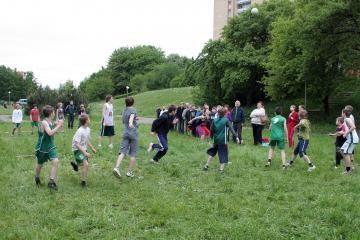 Mokyklų sporto salės mokinių lauks ir vasarą