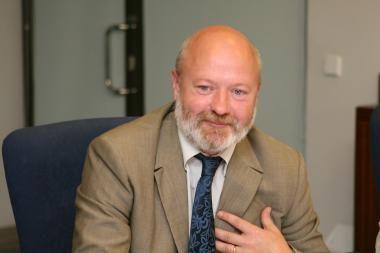 E.Gentvilas: sėkmingus metus uostui lėmė augantis tranzitas