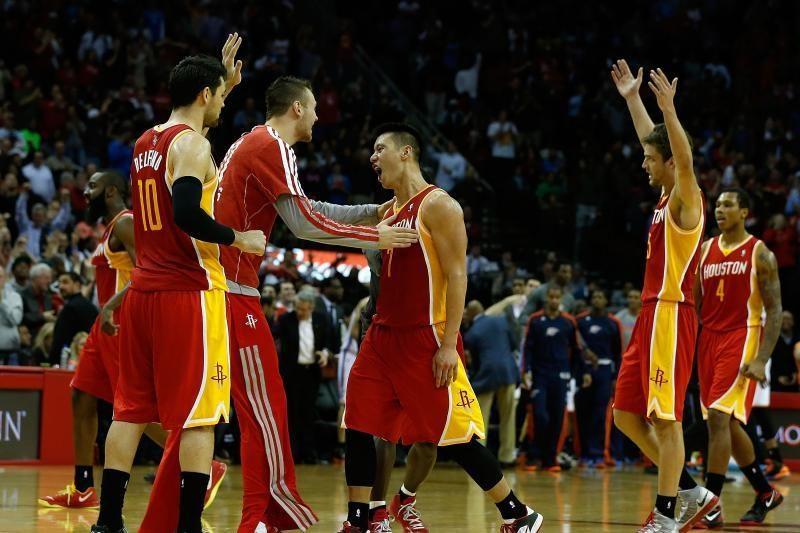 """Ar D. Motiejūnas pasinaudos auksiniu šansu? (""""Rockets"""" vadovo nuomonė)"""