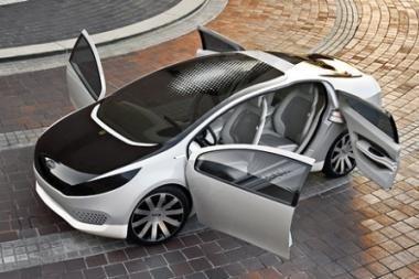 """Kia Ray"" – konkurentas ""Toyotai Prius"""