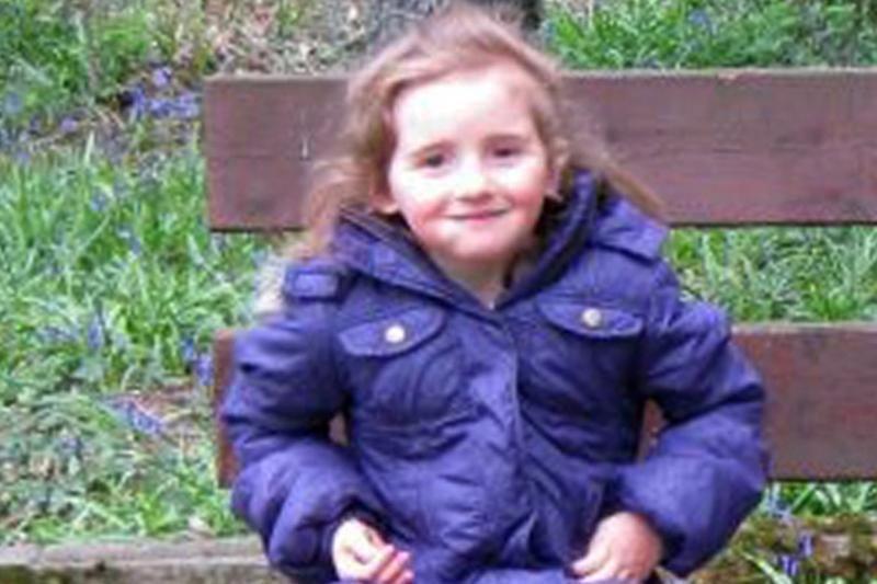 Britanijoje ieškoma pagrobtos 5 metų mergaitės
