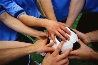 Palangoje ir Kretingoje - tarptautinis futbolo turnyras