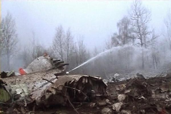 Lenkijos prezidentinio lėktuvo pilotas prieš tragediją juto didelį spaudimą?