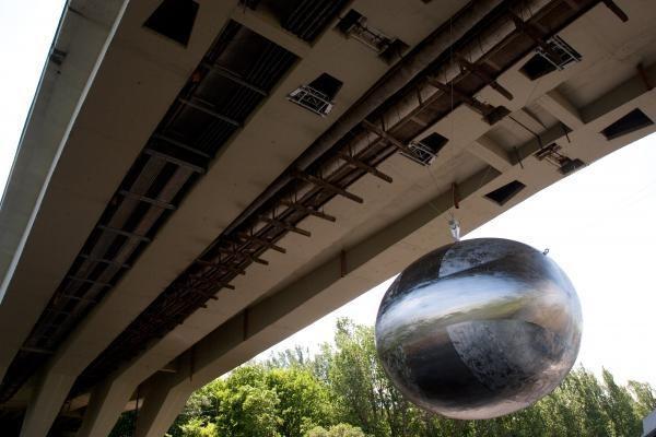 Vilniaus tiltai papuošti naujomis skulptūromis