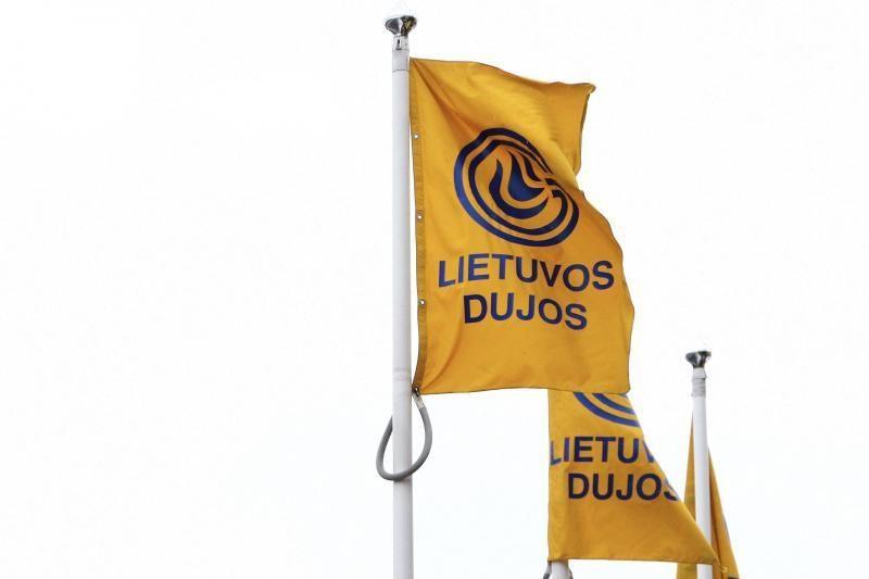 """""""E.ON Ruhrgas"""" ir """"Lietuvos dujos"""" nekomentuoja Vyriausybės pareiškimų"""
