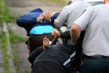 Mažeikių policija sulaikė įtariamuosius nužudymu