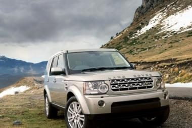 "Į Lietuvą atvyko ""Land Rover Discovery 4″"