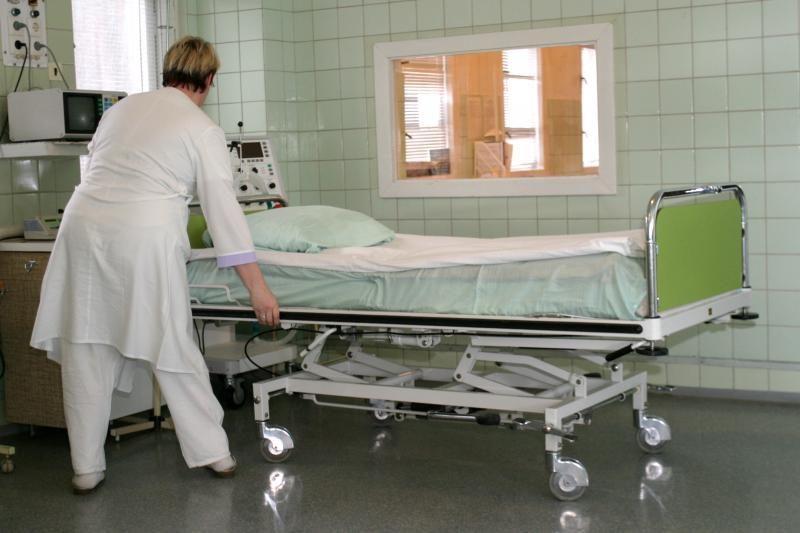 Darželinukui diagnozuotas streptokokinis meningitas