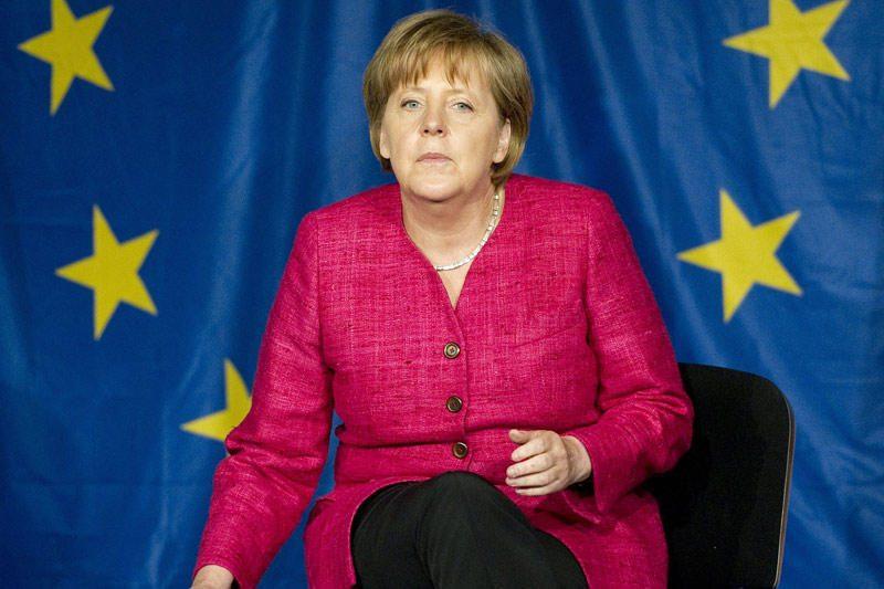 Sprendimas: Vokietija gelbės euro zoną