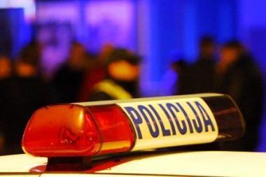 Švenčių dienomis policija dirba sustiprinusi pajėgas