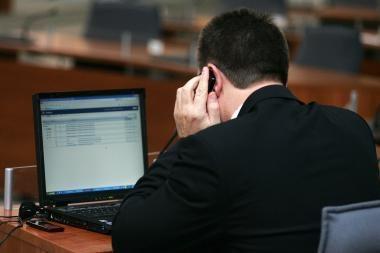 Internetas Baltarusijoje: privalomas duomenų teikimas, svetainių blokavimas