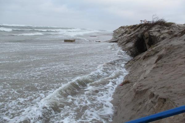Baltijos jūroje nuskandintas cheminis ginklas kelia grėsmę