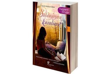 Knyga kvepia cinamonu