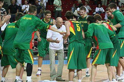 Lietuviai – Europos vicečempionai