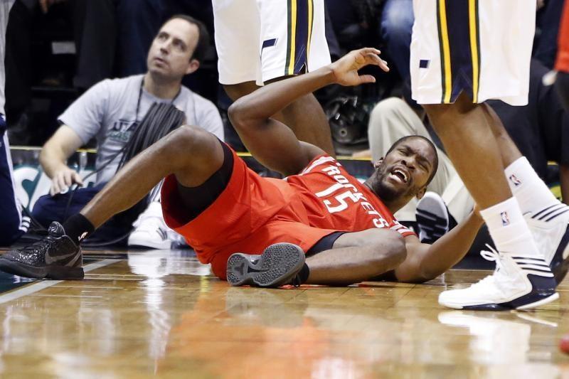 """NBA: """"Rockets"""" iškovojo pergalę be D. Motiejūno pastangų"""