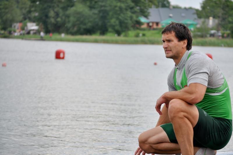 E.Balčiūnas neįsivaizduoja gyvenimo be sporto