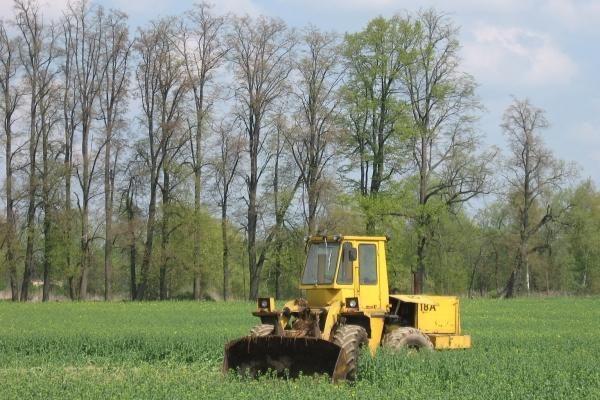 Joniškio rajone žuvo traktorininkas