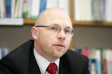 Buvęs VEKS vadovas taikosi vadovauti M.Mažvydo bibliotekai
